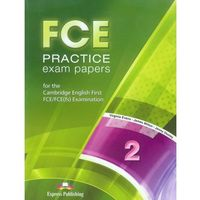 Książki do nauki języka, FCE Practice Exam 2 SB - 2014 (opr. miękka)