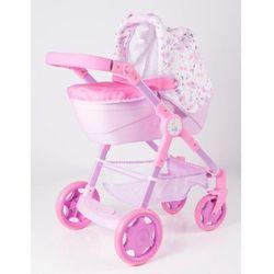 HTI Baby Born Wózek dla lalek 1423577 torba do przewijania gondola Roamer Pram