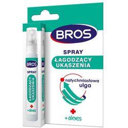 BROS Spray łagodzący ukąszenia z Aloesem 8ml