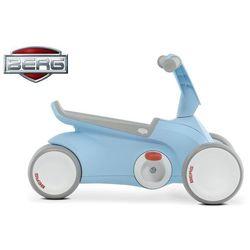 BERG GO Odpychacz i rowerek 2w1, niebieski