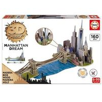 Puzzle, Puzzle 3D Manhattan Dream