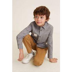 Mango Kids - Koszula dziecięca Loose 110-164 cm