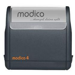 Pieczątka Modico 4 czarna Pieczątka Modico 4 czarna