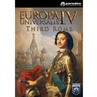 Gry PC, Europa Universalis 4 Expansion Third Rome (PC)