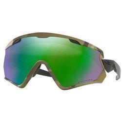 Gogle Narciarskie Oakley Goggles Oakley OO7072 WIND JACKET 2.0 707209
