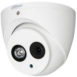 HAC-HDW1400EMP-0360B Kamera HD-CVI/ANALOG o rozdzielczości 4 MPix kopułkowa 3,6mm DAHUA