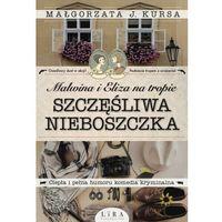 Książki kryminalne, sensacyjne i przygodowe, Malwina i Eliza na tropie Szczęśliwa nieboszczka - Małgorzata J. Kursa - ebook