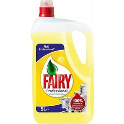 FAIRY Professional Płyn do mycia naczyń Lemon 5L - 8001841842561- Zamów do 16:00, wysyłka kurierem tego samego dnia!