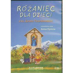 Różaniec dla dzieci z ks. Janem Twardowskim (audiobook CD)