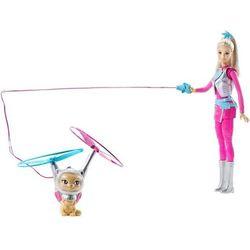 Barbie Gwiezdna Przygoda Barbie i latający kotek izimarket.pl