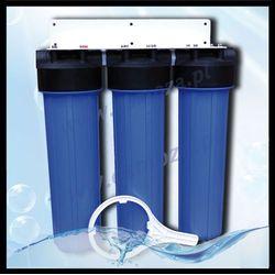 """Filtr wody 3xBigBlue 20"""" do usuwania żelaza"""
