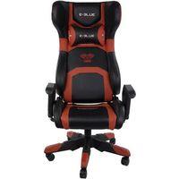 Fotele dla graczy, Fotel E-BLUE Cobra EEC310REAA-IA Czarno-czerwony