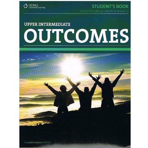 Książki do nauki języka, Outcomes upper- intermediate Student`s book (opr. miękka)