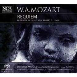 W.A. Mozart - Requiem-Ergaenzte Fassung