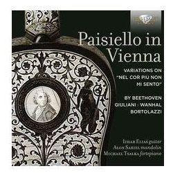 "Paisiello In Vienna A Variations on ""Nel cor piu non mi sento"" by Beethoven, Giuliani, Wanhal, Bortola - Dostawa 0 zł"