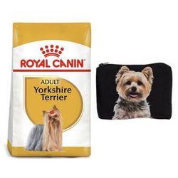 ROYAL CANIN Yorkshire Terrier Adult 7.5 kg + Kosmetyczka piórnik materiałowy - DARMOWA DOSTAWA OD 95 ZŁ!