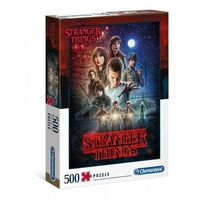 Puzzle, Puzzle 500 stranger things