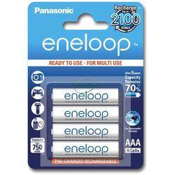 Akumulatory Panasonic ENELOOP AAA - 4 x 750 mAh