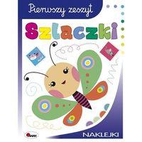 Literatura młodzieżowa, Pierwszy zeszyt szlaczki - piotr kozera (opr. miękka)