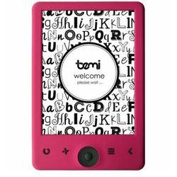 Czytnik E-Booków BEMI Cognita CGA Różowy