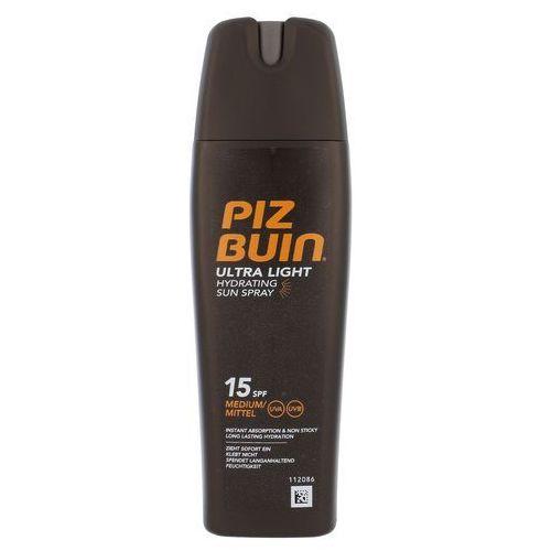 Kosmetyki do opalania, Piz Buin In Sun Spray SPF15 200ml W Opalanie