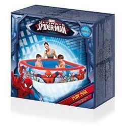 Basen dmuchany Spider Man 152x30 cm. Darmowy odbiór w niemal 100 księgarniach!