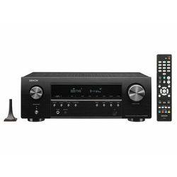 DENON 5.0AVR- S650H-SPEKTOR 6/1/VOKAL Black