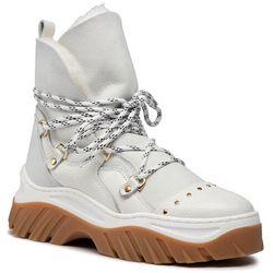Sneakersy INUIKII - Sneaker Trekking 70202-117 White