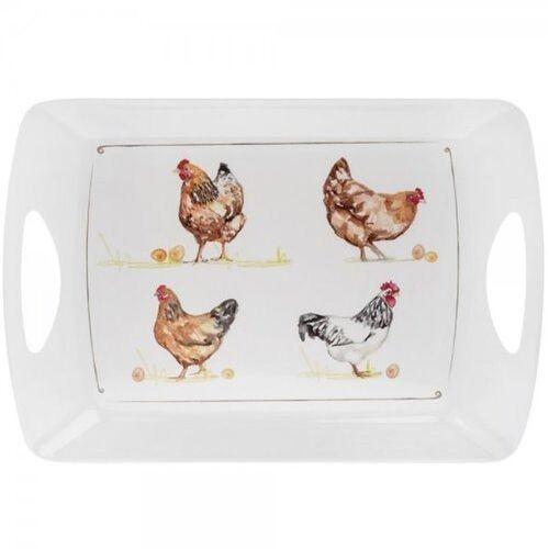 Tace i patery, Taca duża - Chickens