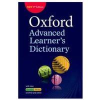 Książki do nauki języka, Oxford Advanced Learners Dictionary 9 ed/DVD gratis op.mk/ (opr. miękka)