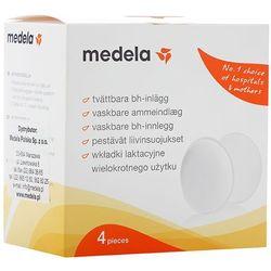 Medela, Wielorazowe wkładki laktacyjne, 4 szt,