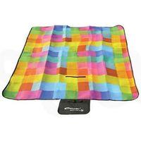 Koce i pledy, Koc piknikowy SPOKEY Picnic Colour (130 x 150 cm)