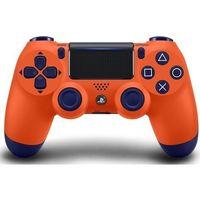 Gamepady, Kontroler SONY DualShock 4 V2 Pomarańczowy DARMOWY TRANSPORT