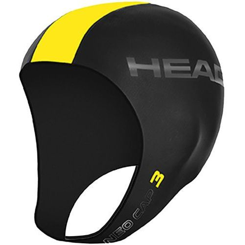 Czepki, Head Neo Czepek pływacki żółty/czarny L/XL 2018 Czepki Przy złożeniu zamówienia do godziny 16 ( od Pon. do Pt., wszystkie metody płatności z wyjątkiem przelewu bankowego), wysyłka odbędzie się tego samego dnia.