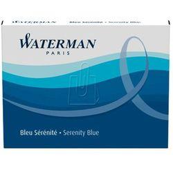 Waterman długopis Carene Essential Czerń i Zł GT