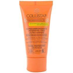 Collistar Sun Protection krem do opalania do twarzy SPF 6 (Intensive Ultra-Rapid) 50 ml