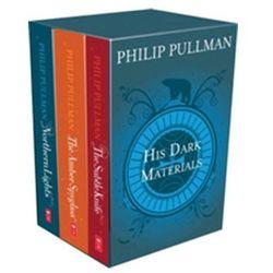 His Dark Materials slipcase Philip Pullman