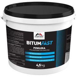 Szybka powłoka bitumiczna Matizol Bitumfast 4 5 kg