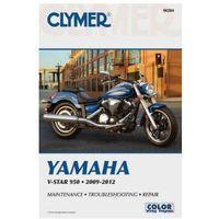 Biblioteka motoryzacji, Clymer Manuals Yamaha V-Star 950 2009-2012 M284