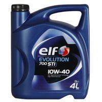 Oleje silnikowe, Elf Evolution 700 STI 10W-40 4 Litr Pojemnik