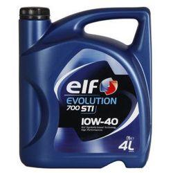 Elf Evolution 700 STI 10W-40 4 Litr Pojemnik