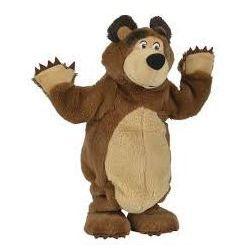 SIMBA Masza i Niedźwiedź - Pluszowy tańczący Niedźwiedź - BEZPŁATNY ODBIÓR: WROCŁAW!