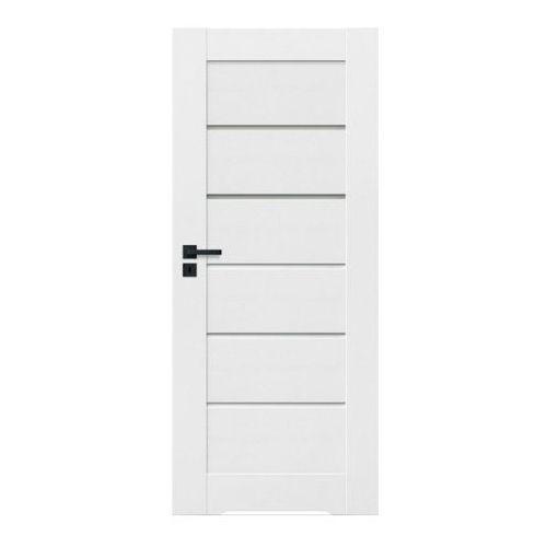 Drzwi wewnętrzne, Drzwi z podcięciem Toreno 80 prawe kredowo-białe