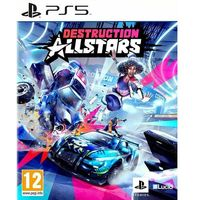 Gry na PlayStation 5, Destruction AllStars (PS5)