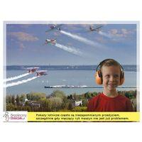 Pozostałe bezpieczeństwo w domu, Słuchawki ochronne nauszniki dla dzieci od ok 2lat - flaga brytyjska