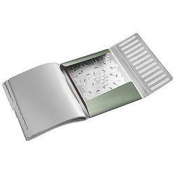 Teczka segregująca Leitz Style 12 przegródek 200 kartek pistacjowa zieleń 39960053
