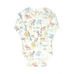 Body niemowlęce białe w zwierzęta 5T39A6 Oferta ważna tylko do 2023-08-19