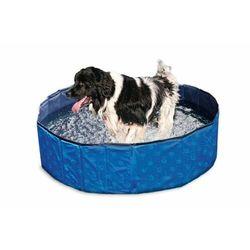 Karlie basen dla psa niebiesko-czarny, 120x30 cm