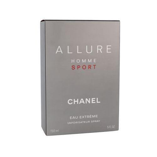 Wody perfumowane męskie, Chanel Allure Homme Sport Eau Extreme woda perfumowana 150 ml dla mężczyzn