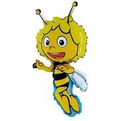 Balon foliowy do patyka Pszczółka Maja - 37 cm - 1 szt.